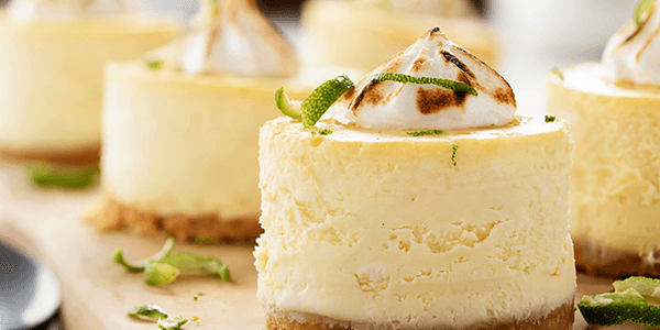 Cheesecake de Pie de Limón